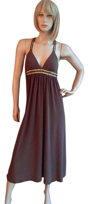 Preload https://item4.tradesy.com/images/tracy-reese-mocha-long-cocktail-dress-size-4-s-10187623-0-2.jpg?width=400&height=650