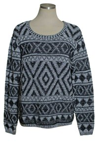 Lucky Brand Cable Knit Crewneck Sweater