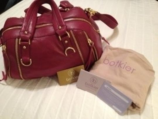 Botkier Satchel in Magenta