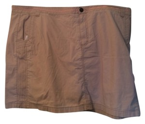 Route 66 Skirt Tan