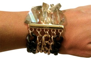 Ashlyn Krystalin Stretch Statement Bracelet