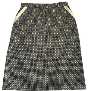 Fendi Skirt Brown and black