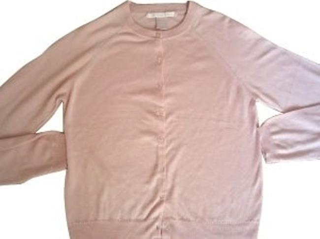 Preload https://item5.tradesy.com/images/rebecca-taylor-pale-pink-cardigan-size-8-m-1019-0-0.jpg?width=400&height=650