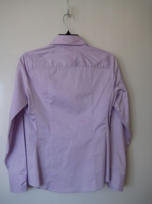 Banana Republic Button Down Shirt Lavender