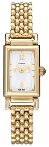 Coach Coach Madison Gold Plated Watch (Sold Out Everywhere)