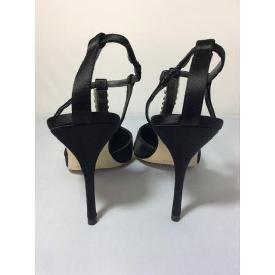 Manolo Blahnik Black Pumps Image 5
