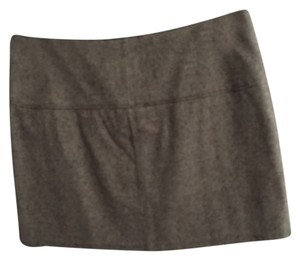 Gap Mini Skirt Brown tweed