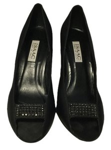 Isaac Mizrahi Black Sandals
