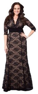 Kiyonna screen siren lace gown size 14 Dress