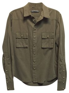 Chrome Hearts Button Down Shirt