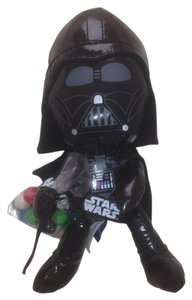 Star Wars Star Wars Darth Vader Soft Plush Toy with Gumball Candy