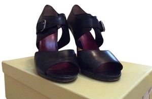 Max Stodio Black Sandals