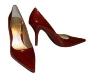 Nine West Candy Apple Red Pumps