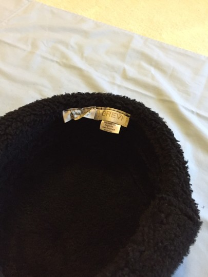 Neiman Marcus Shearling hat Image 1