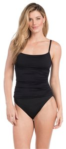 La Blanca La Blanca Core Solid swimsuit one piece size M