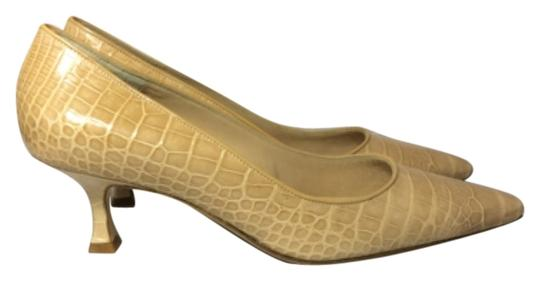 Preload https://img-static.tradesy.com/item/10197325/manolo-blahnik-nude-mandello-alligator-pumps-size-us-105-regular-m-b-0-1-540-540.jpg