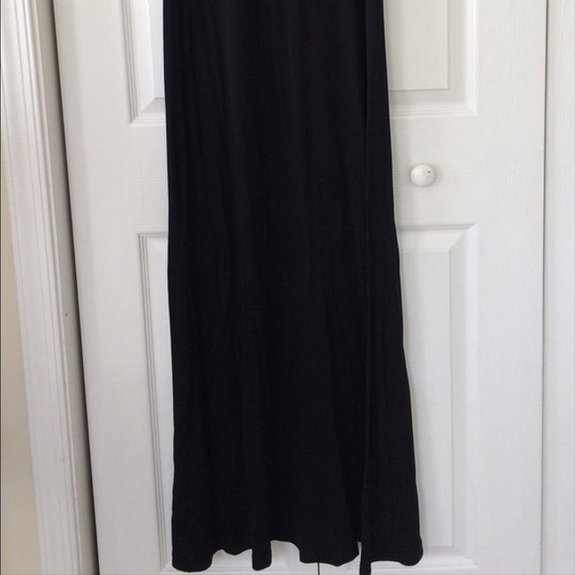 Black Maxi Dress by BCBGMAXAZRIA Image 3