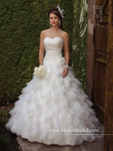 Mary's Bridal S13-6120 Wedding Dress