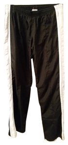 Old Navy Old Navy sz XS low waist mesh lined multi-sport athletic pants black/white
