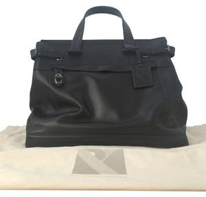 Reed Krakoff Leather Tote in Black