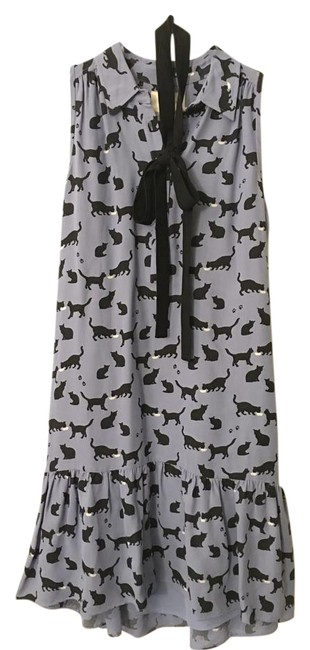 Preload https://item5.tradesy.com/images/kate-spade-blue-cats-and-cream-mid-length-short-casual-dress-size-6-s-10199164-0-1.jpg?width=400&height=650