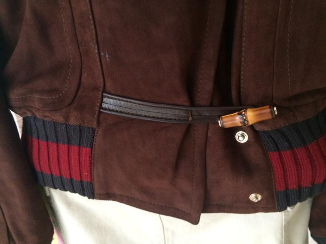 Gucci brown Jacket