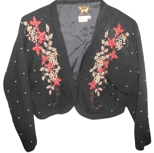 Preload https://img-static.tradesy.com/item/10199722/black-bead-embroidered-sweater-sale-free-shipping-size-8-m-0-1-650-650.jpg