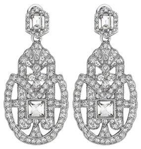 Chloe + Isabel Art Deco Convertible Statement Earrings