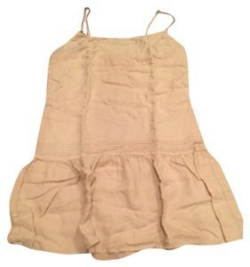 Juicy Couture short dress Beige on Tradesy