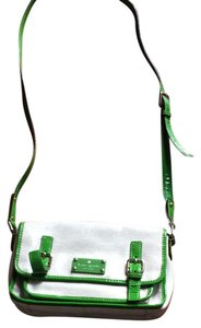 Kate Spade Cutebag Green Cross Body Bag