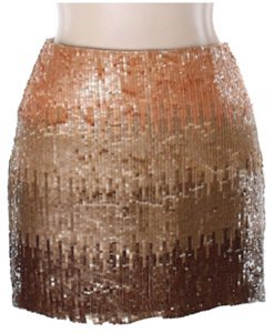 Haute Hippie Mini Skirt