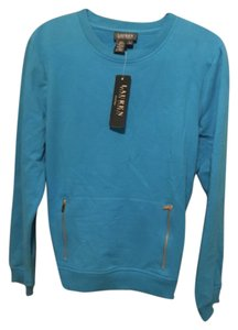 Ralph Lauren Sweater Zipper Pockets Sweatshirt