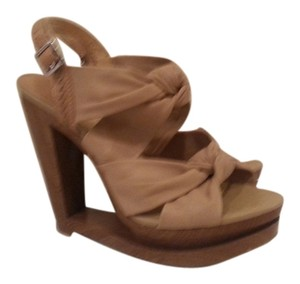Gianni Bini SIERRA TAN Wedges