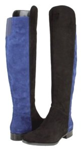 Ivanka Trump Black blue Boots