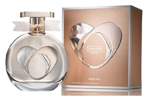 Coach New Sealed Coach Poppy Love Perfume 3.4 Fl 100 ML Huge Bottle