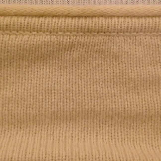 bebe Cashmere Neck Comfortable Soft Sweater Image 3