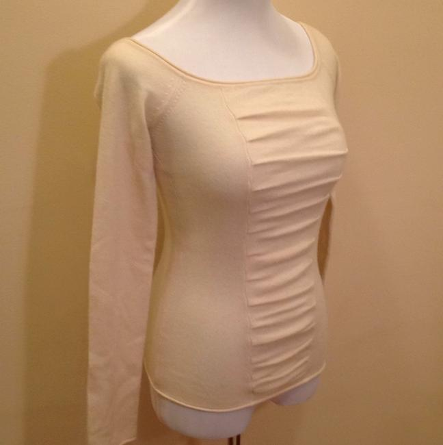 bebe Cashmere Neck Comfortable Soft Sweater Image 5