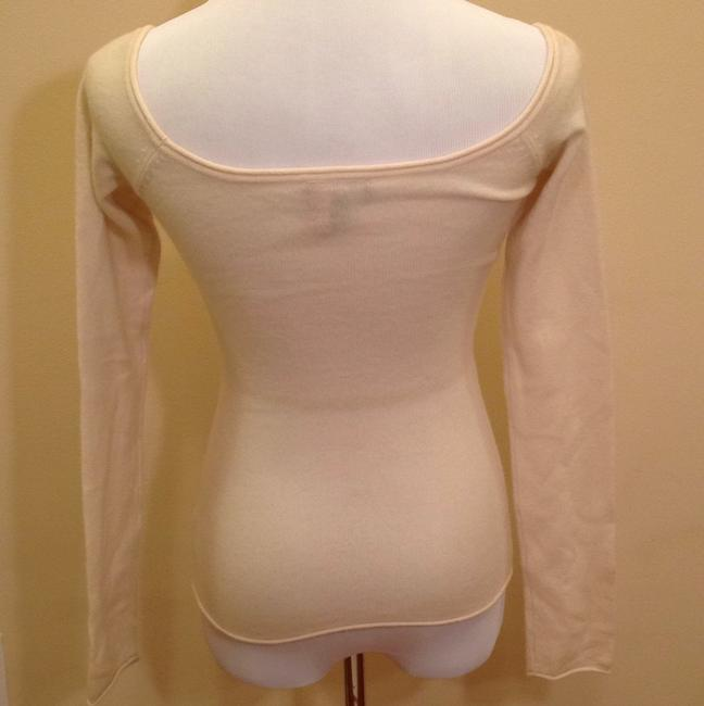 bebe Cashmere Neck Comfortable Soft Sweater Image 6