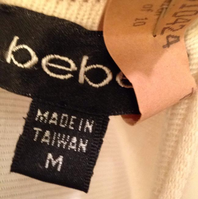 bebe Cashmere Neck Comfortable Soft Sweater Image 7