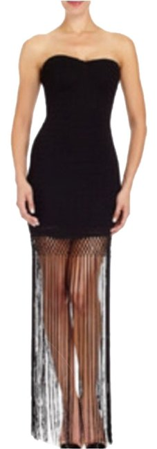 Preload https://img-static.tradesy.com/item/10204903/2b-bebe-nyra-fringe-mini-night-out-dress-size-0-xs-0-1-650-650.jpg