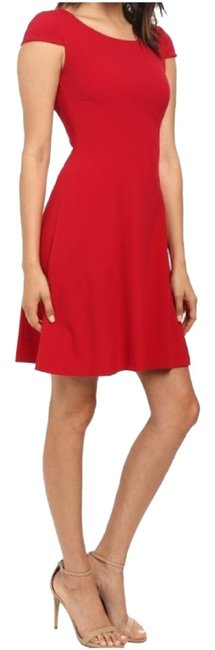 Preload https://item2.tradesy.com/images/tahari-red-jill-above-knee-night-out-dress-size-10-m-10205026-0-1.jpg?width=400&height=650