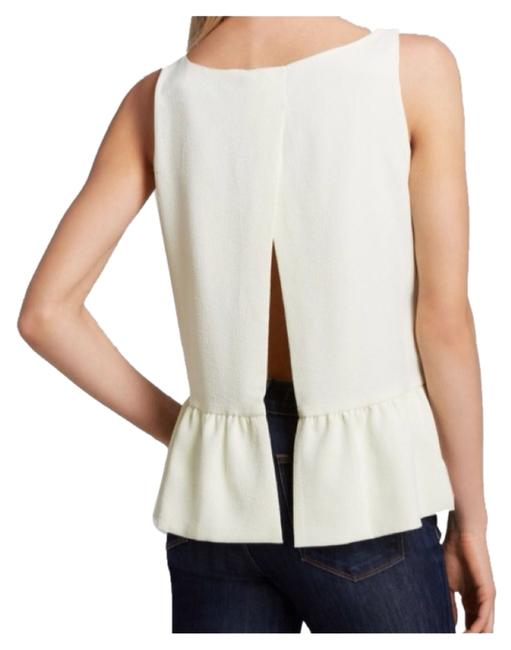 Preload https://item2.tradesy.com/images/french-connection-pale-yellow-tennis-crepe-with-open-tank-topcami-size-8-m-10205626-0-1.jpg?width=400&height=650