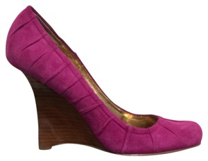 Guess By Marciano Pink Wedges