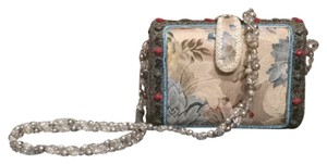 Mary Frances Multicolor Clutch