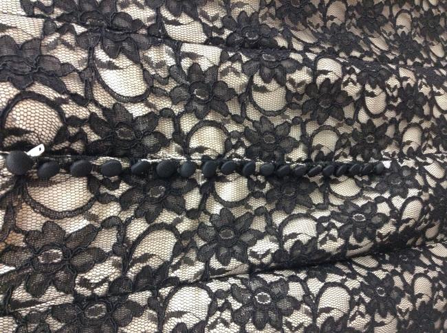 Mori Lee New Years Lace Holiday Party Dress Image 4