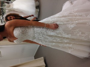 Private Label By G 1507 Wedding Dress