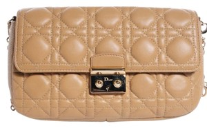 Dior Wallet On Chain Miss Lambskin Promenade Cross Body Bag