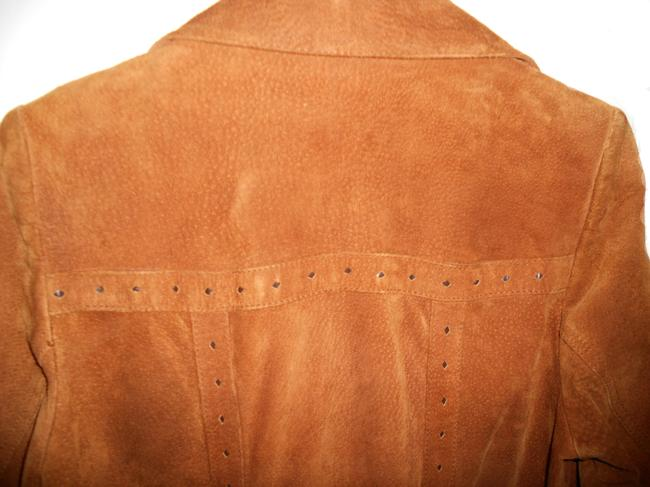 Jet Set Of California Brown Trench Coat