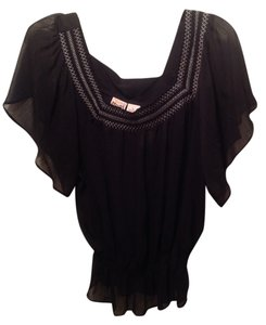 Mudd Top Black