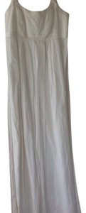 White Maxi Dress by Calvin Klein Maxi